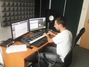 Христо е отговорен за композирането на музиката за всички игри на Империя Онлайн.