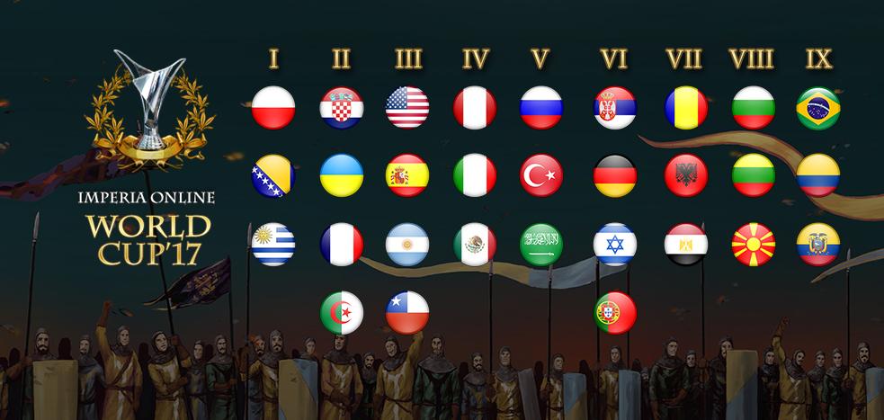 Големият Финал на Световно 2017 е тук