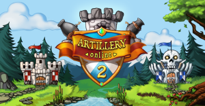 Online Artillery 2 has been on the App Store for several months now.