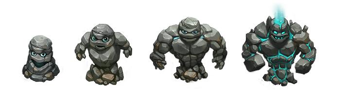 Enemy elementals