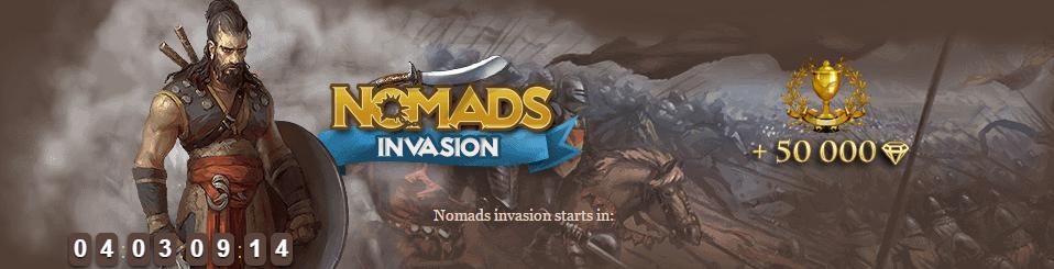 Nomads invasion