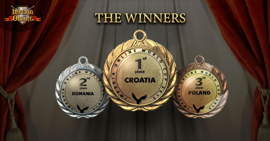 Croatia - The New Lords of Imperia!