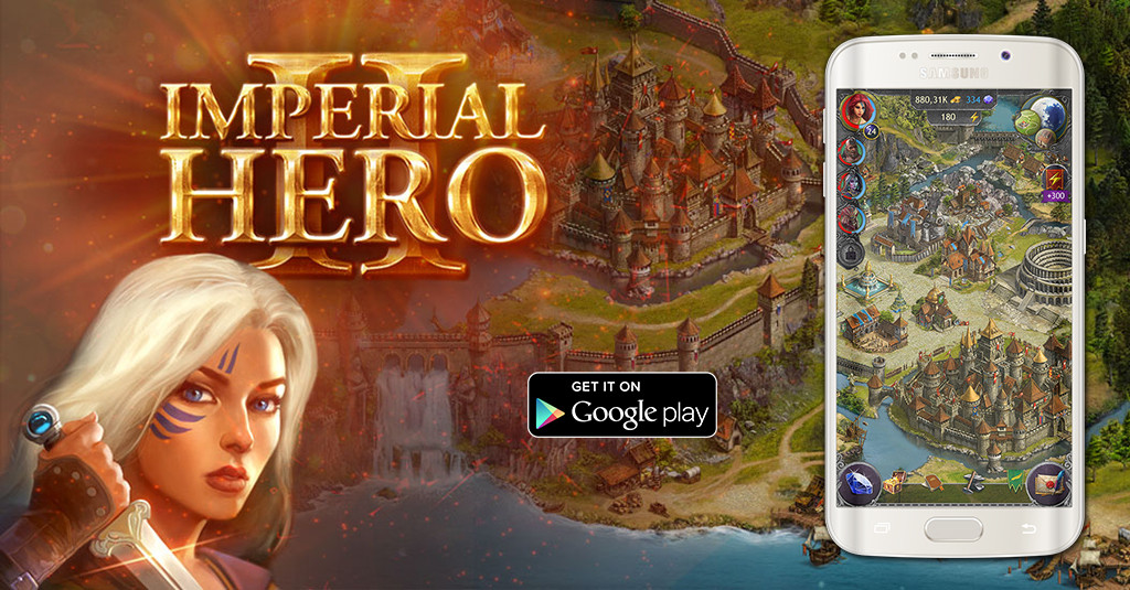 Imperial Hero II in your pocket!