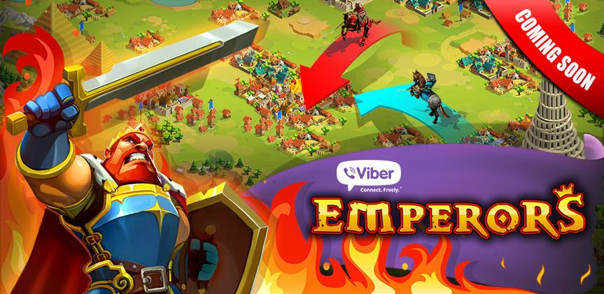 Viber Emperors
