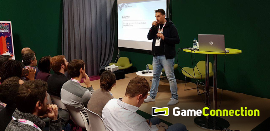 Imperia Online at Game Connection, Paris