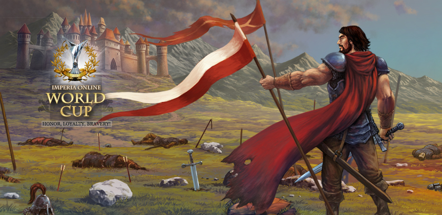 Poland Now Rules Imperia Online
