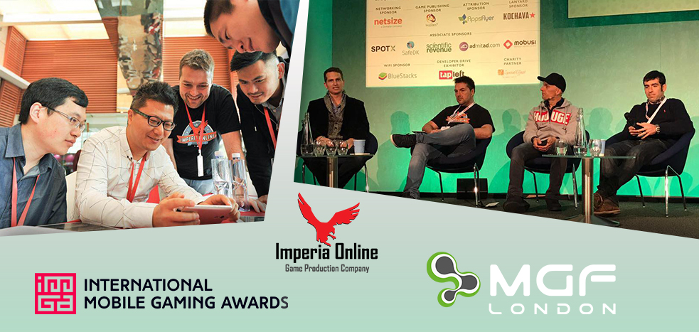 Imperia Online between China and UK